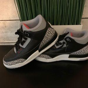 Other - Jordan 3 black clement